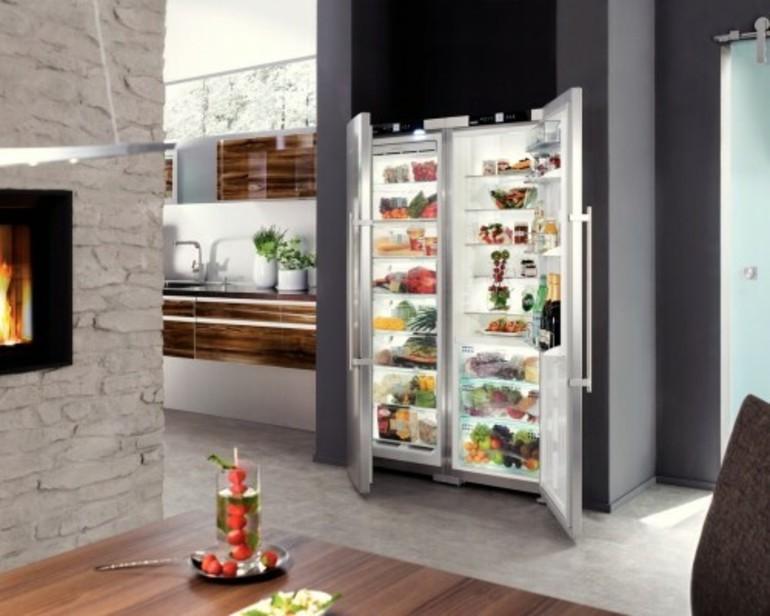 Šiuolaikiški šaldytuvai