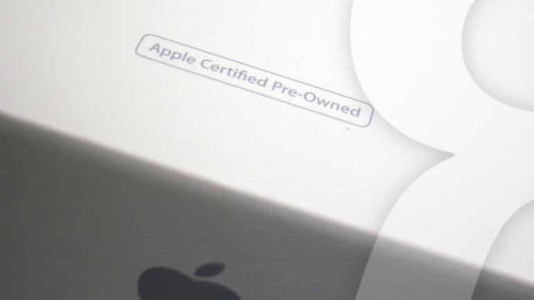 """Apple"" sertifikuota iš anksto"