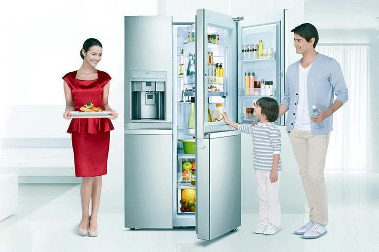 Šaldytuvo parinkimo kriterijai