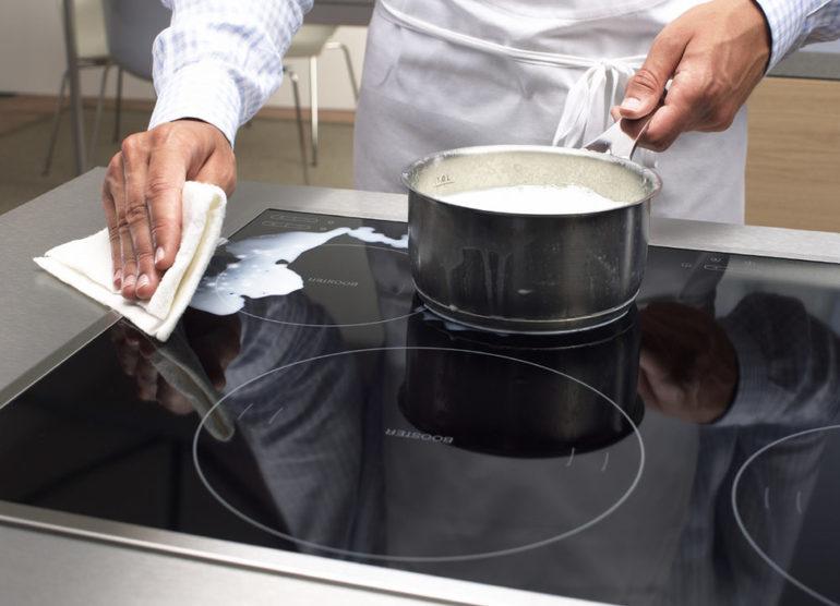 Kaip plauti keraminę plokštelę