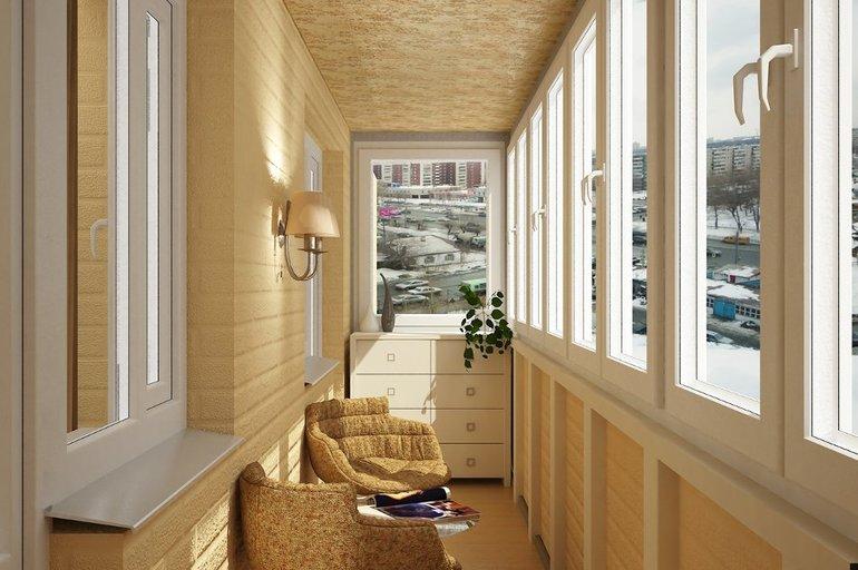 Kaip savarankiškai izoliuoti balkoną bute
