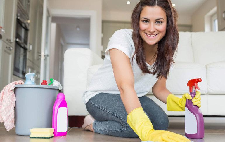 Tinkamas metas namų ruošos darbams