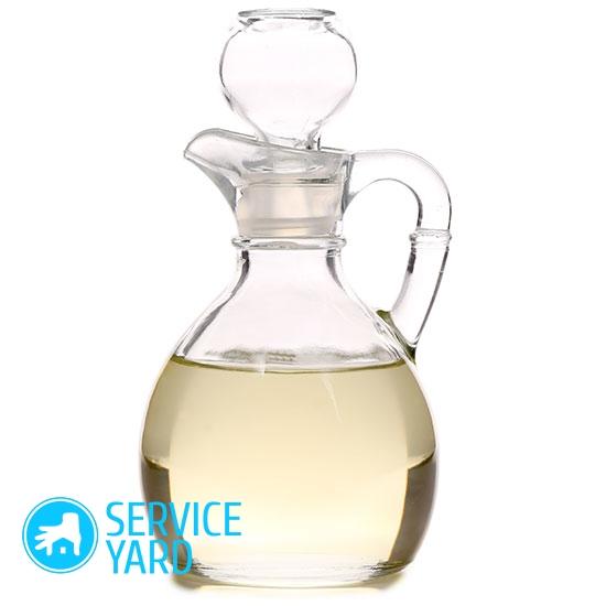 Peroxyde d'hydrogène, soude, vinaigre - comment utiliser à la maison?