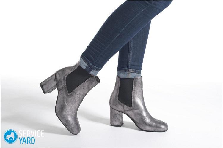 Bronx Bottines à talons en cuir pour dames, chaussures femme39s Bronze et Or PQ20052_0