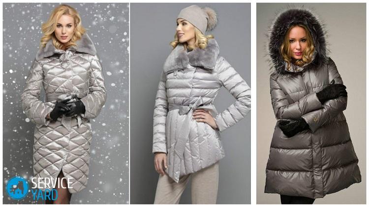 vestes grises en métal-couleur-tendance