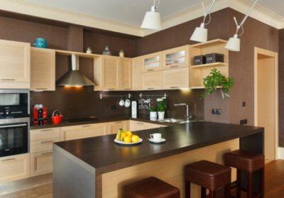Dapur Moden Foto Penyelesaian Kreatif 200 Foto Dalaman Yang Indah Dan Pilihan Pembaikan